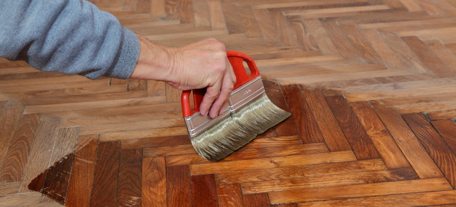 Wood Floor Finishing Doityourself Com