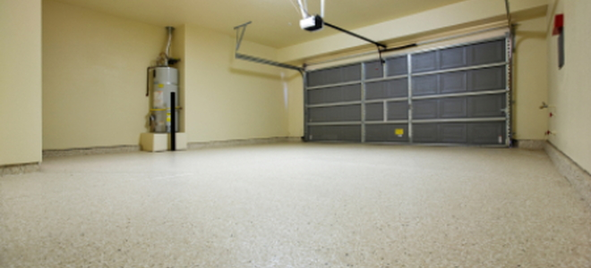 Cheap garage flooring options cut costs not quality for Garage floor ideas cheap