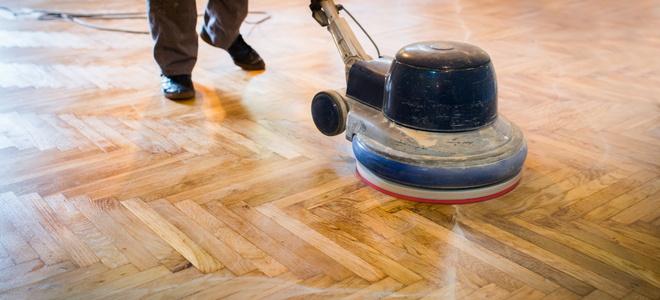 How To Wax A Parquet Floor Doityourself Com