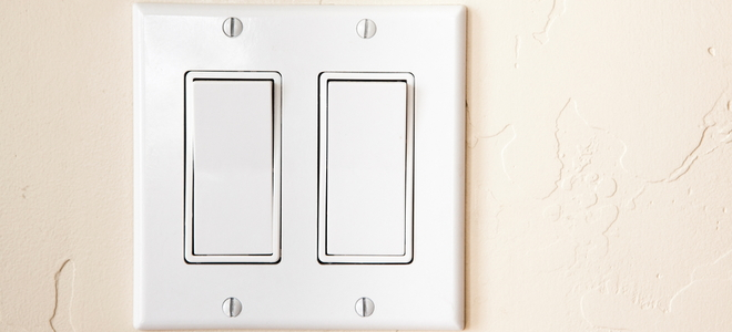 How To Replace A Double Light Switch Doityourself Com