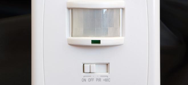 Motion Sensor Light Switch Wiring