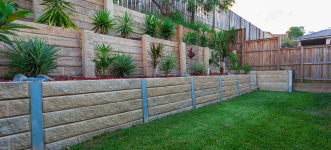How To Landscape On A Slope Doityourself Com