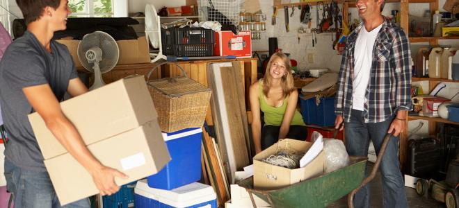 10 Ways To Upgrade Your Garage This Weekend: 3 Ways To Upgrade Your Garage In A Weekend