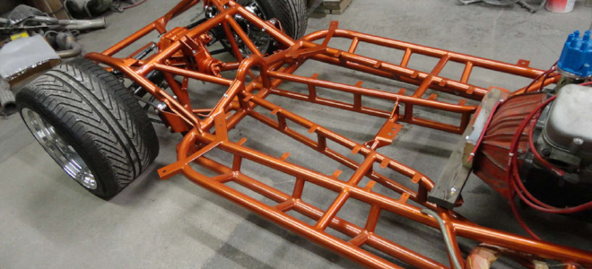 5 Types Of Car Chassis Doityourself Com