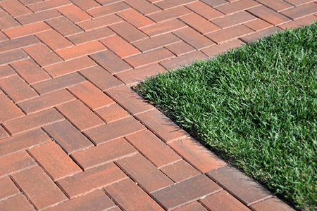 Brick Sidewalk Installation | DoItYourself.com