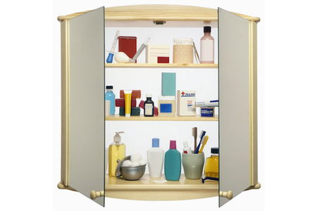 How To Build A Recessed Medicine Cabinet Part 2