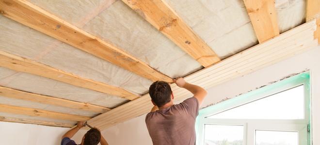 How To Soundproof A Basement Ceiling Doityourself Com