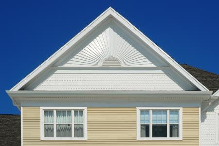 How To Install Vinyl Gable Vents Doityourself Com