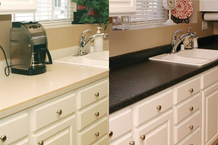 Problem Countertops Replace Or Refinish Diy Or Pro