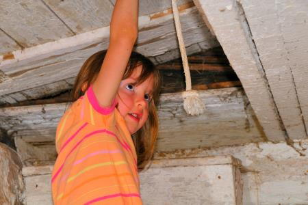 How To Install And Replace Attic Door Springs