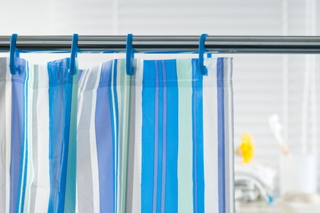 Curtains Ideas curtain rod no holes : How to Remove Rust From Shower Curtain Hooks | DoItYourself.com
