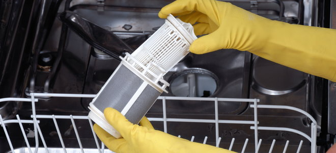How to Clean the Filter in a Dishwasher | DoItYourself.com