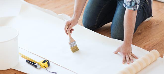 Hanging Wallpaper Tips For Wallpaper Seams Doityourself Com