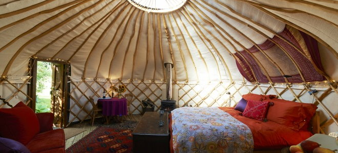 The pros and cons of yurt living doityourself the cons to living in a yurt solutioingenieria Image collections