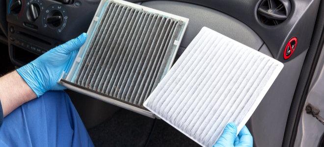 electric car air filter