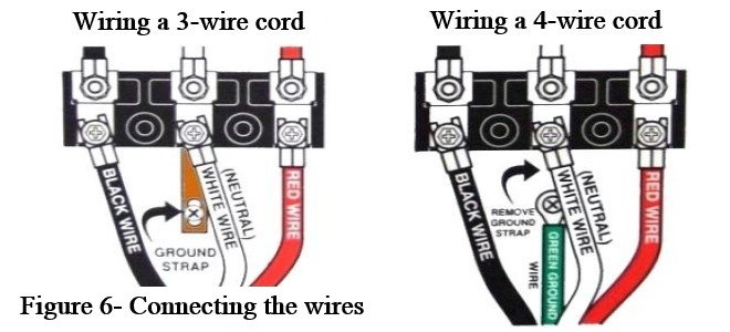how to wire a three pronged dryer plug  doityourself