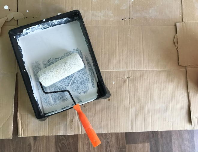 How To Paint Over Wallpaper Doityourself Com
