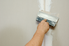 patch drywall ceiling