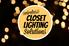 Wireless closet lighting solutions.