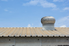 Roof exhaust