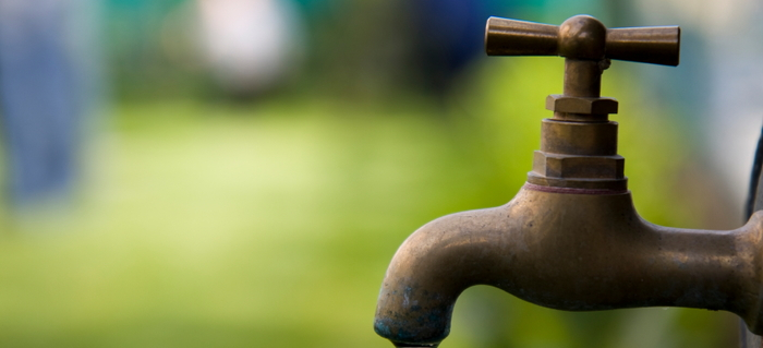 How to Repair an Outdoor Faucet With Low Water Pressure ...
