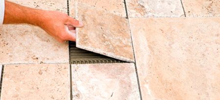 How To Lay Tile Doityourself
