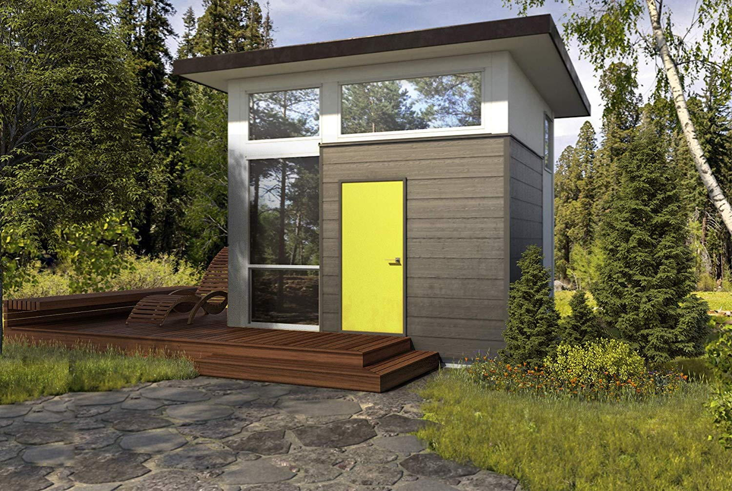 Ultra-Affordable NOMAD Micro Home For Sale on Amazon