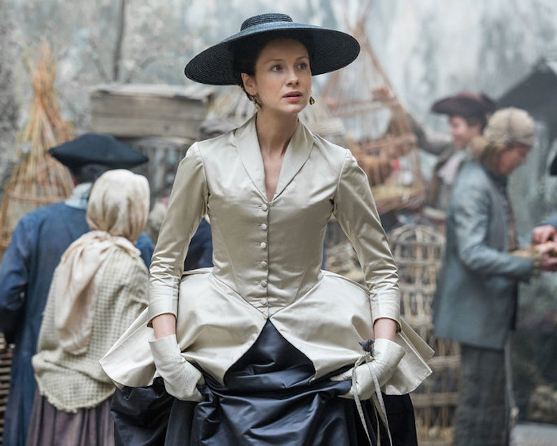 Claire, the main character of the hit show