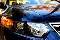car headlight maintenance