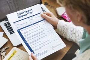 Disputing Errors on Your Credit Reports