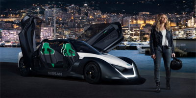 Nissan  Names  its  First  Electric  Vehicle  Ambassador
