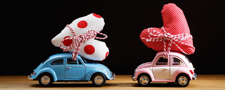 Why  You  Should  Show  Your  Car  Some  Love  on  Valentine's  Day