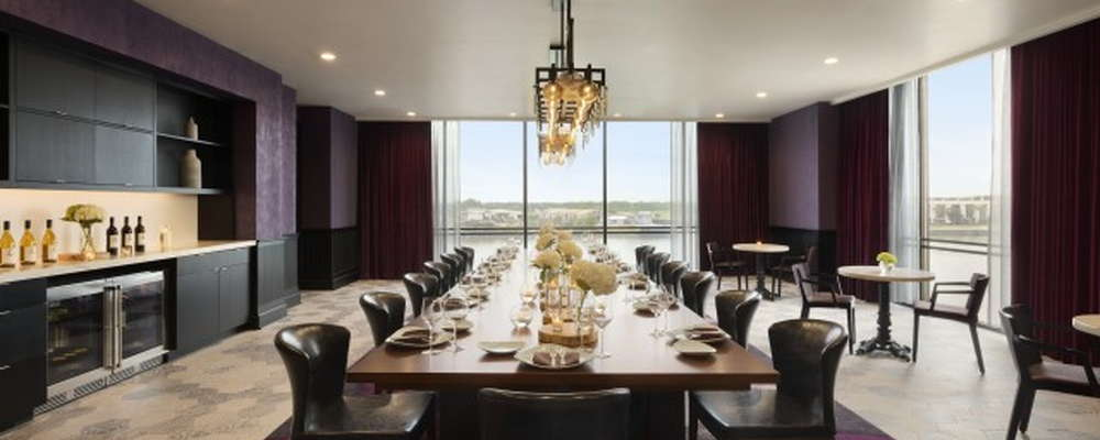 Savannah Private Dining Room perfect for intimate events.
