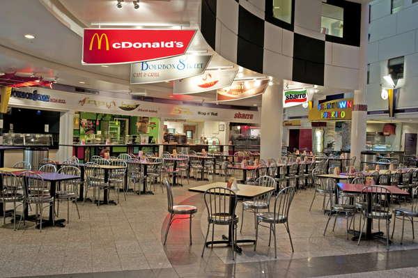 Longwood Galleria Food Court