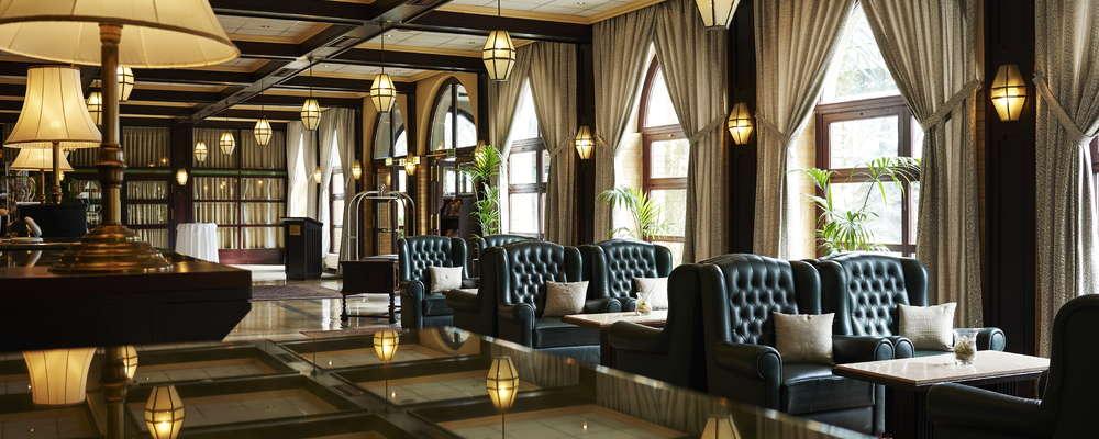 Grand Margaret Island Health Spa Hotel Lobby