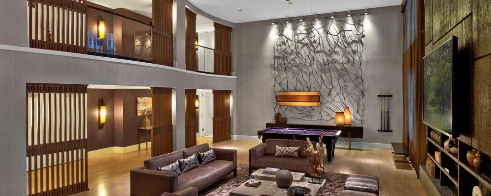 Nobu Penthouse Living Room