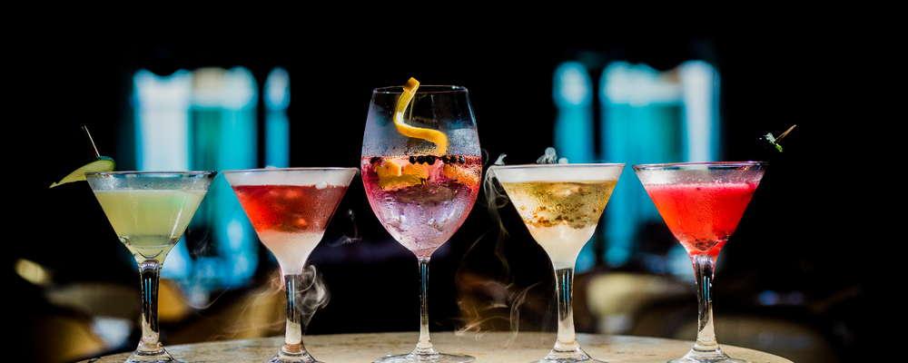 Martini selection
