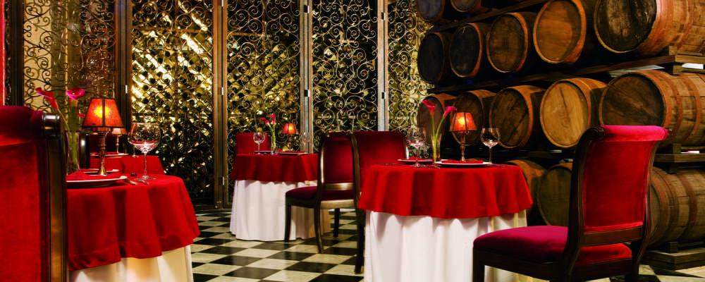 Bordeaux (French Restaurant) at Secrets Maroma Beach Riviera Cancun