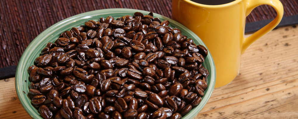Guests love the organic Aroma coffee we serve each morning, brought to us freshly roasted each week.