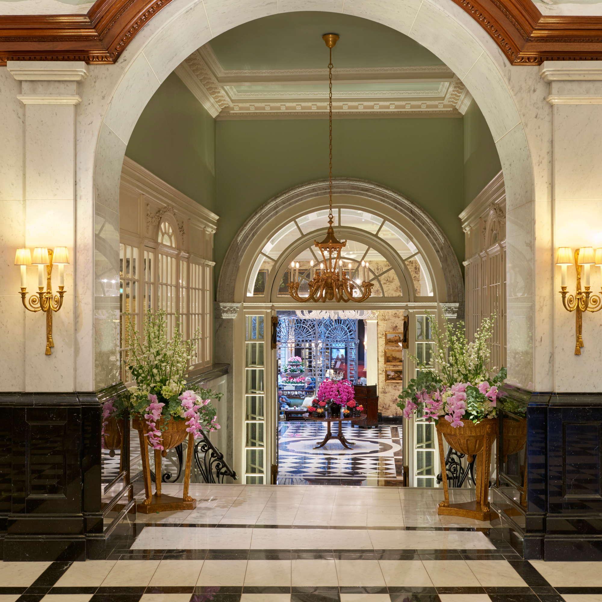 lobby & The Savoy Expert Review | Fodor\u0027s Travel