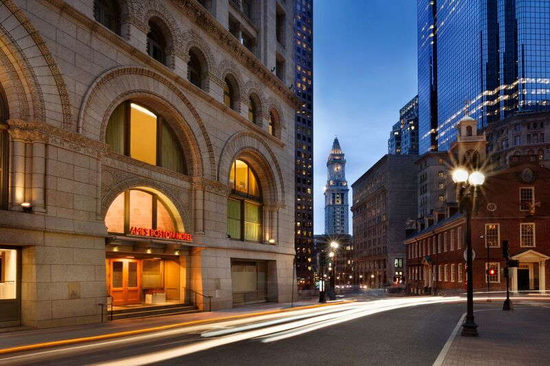Ames Boston Hotel Expert Review Fodor S Travel