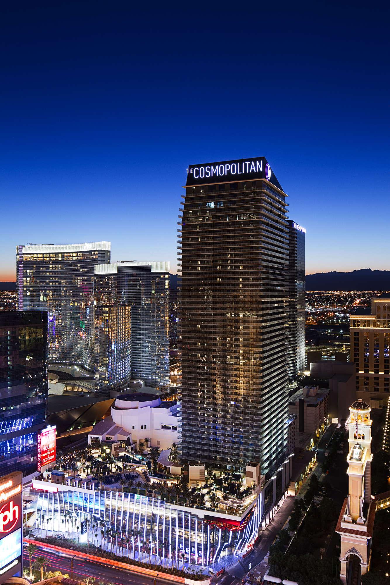 The Cosmopolitan Of Las Vegas Expert Review Fodor S Travel