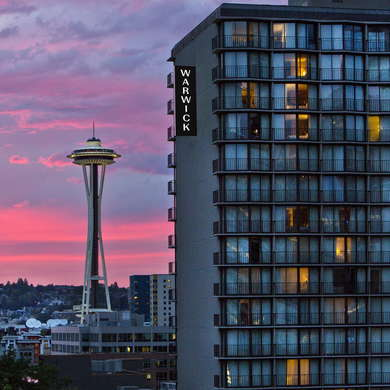 Hotels In Seattle >> Warwick Seattle Hotel Expert Review Fodor S Travel