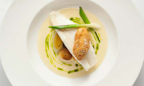 Michelin-starred Outlaw's at The Capital