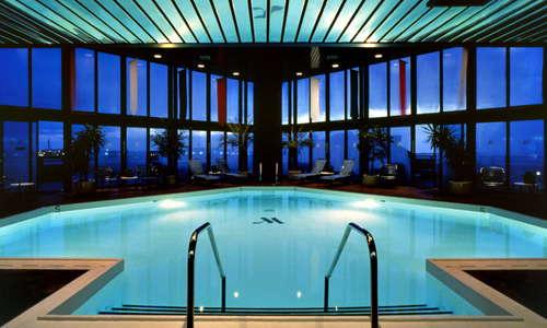 Boston Marriott Long Wharf, pool