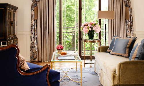 Belgravia Suite Living Room
