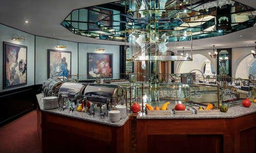L'Epoque restaurant - Buffet
