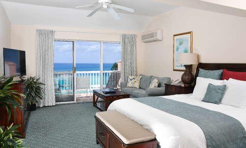 oceanview superior room