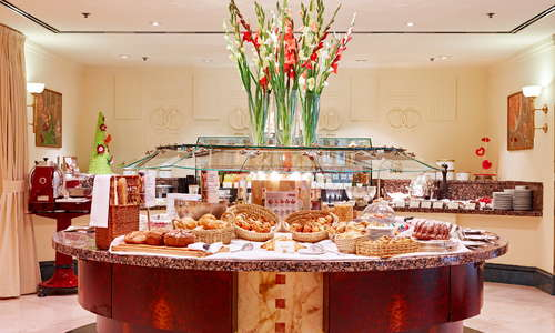 Grand Hotel Wien - Grand Brasserie Breakfast