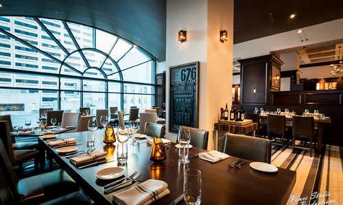 676 Restaurant & Bar